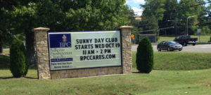 Sunny Day Club Starts Oct. 19th, 2016